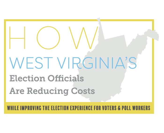 West Virginia's Election Officials Are Reducing Costs