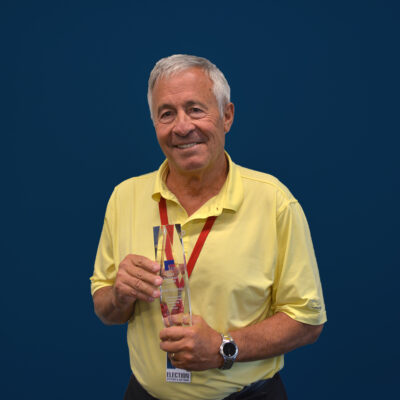 2021 Chairman's Award Winner Todd Urosevich
