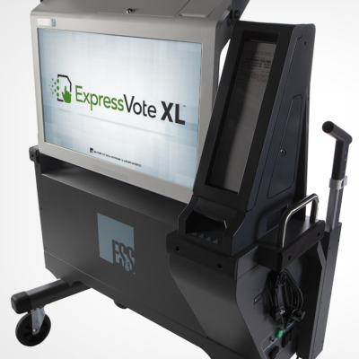 The ExpressVote XL voting machine